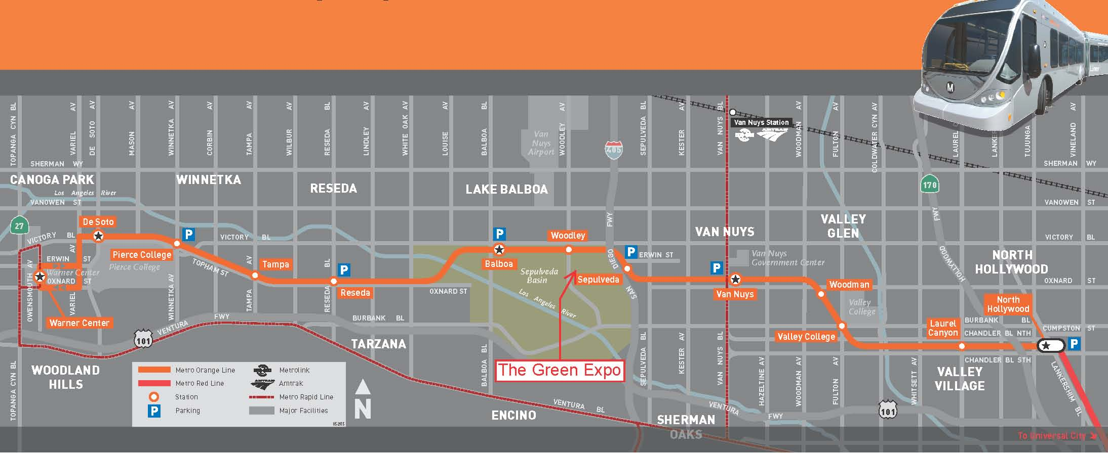 Metro Orange Line Map | Uptowncritters